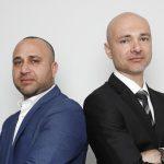 עוז צפדיה ואלכס פיסקון